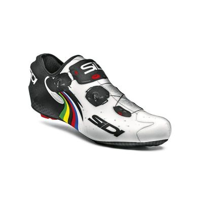 Couvre-chaussures Sidi WIRE Lycra Blanc/Noir/Iride