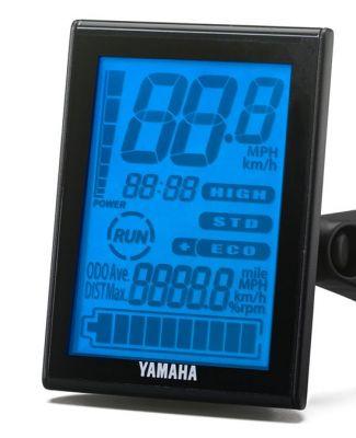Afficheur LCD Yamaha PW Serie Noir
