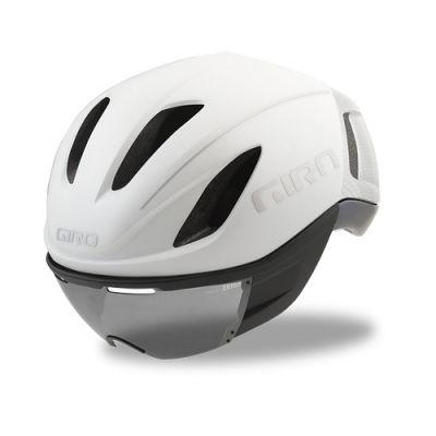 Casque Giro Vanquish MIPS Blanc Mat/Argent