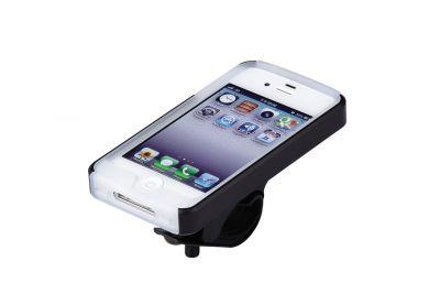 Support + étui BBB Iphone 4 Patron (noir) - BSM-02