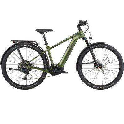 VTC électrique Cannondale Tesoro Neo X1 Vert Mantis 2020