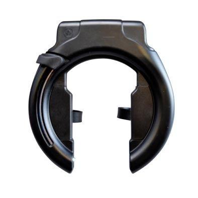Antivol fer à cheval Trelock 72 mm RS453 Poc avec fixation Noir