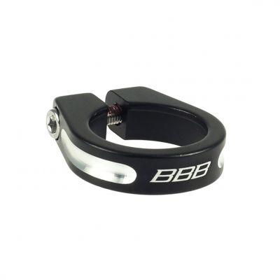 Collier de serrage BBB TheStrangler 31,8 mm Noir - BSP-80