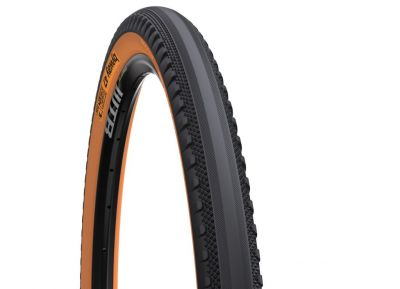 Pneu WTB ByWay 650 x 47B Road Plus TCS Light Tubeless Ready Tan Skinwall Noir/Beige