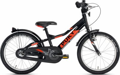 Vélo enfant 18'' PUKY ZLX 18-3 Cyke Alu Noir