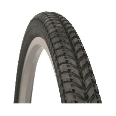 Pneu Dutch Perfect SRI 75 No Flat 24 x 1.75 TR Noir