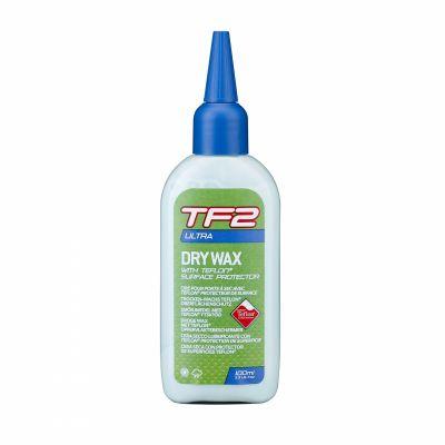 Lubrifiant chaîne Weldtite TF2 Ultra Dry Wax Teflon 100 ml