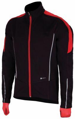 Veste hiver BBB ControlShield (noir/rouge) - BBW-261