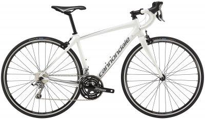 Vélo route Cannondale Synapse WMN Tiagra (Blanc)