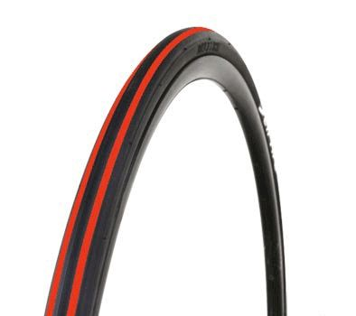 Pneu Optimiz Expert 700 x 25C TS Noir/Rouge