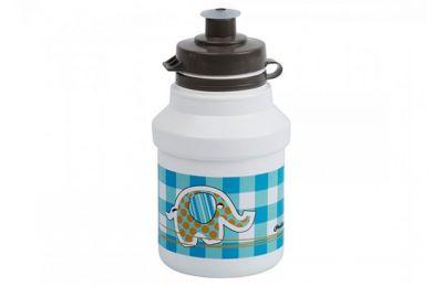 Bidon enfant Polisport 300 ml Éléphant bleu