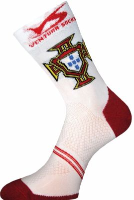 Chaussettes Ventura Socks Carbone Nation Portugal