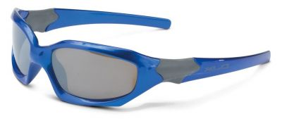 Lunettes enfant XLC Maui SG-K01 Bleu/Verres effet miroir