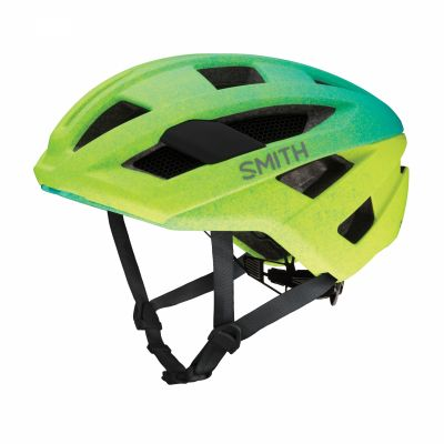 Casque Smith Route Mat Acid Burst