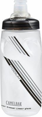 Bidon CamelBak Podium 620 ml Transparent/Noir