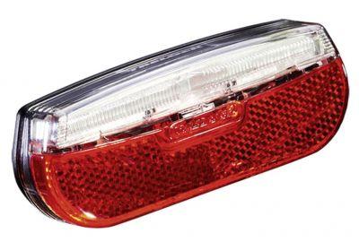 Éclairage arrière Trelock LEDLS 812Trio Flat À piles