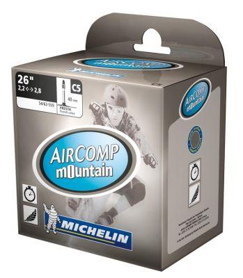 Chambre à air Michelin 26 x 2.20/2.80 C5 Presta 40 mm