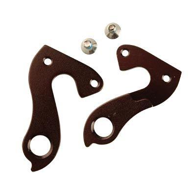 Patte de dérailleur aluminium pour cadre Pinarello/Merckx/Gitane/Haibike/Vitus (Gh-056)