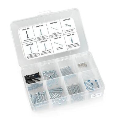 Kit pièces détachées XLC BP-X01 pour freins à disque (Coffret 150 pièces)