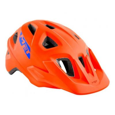 Casque enfant MET Eldar Orange
