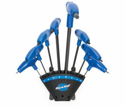 Kit de clés Allen Park Tool 2/2.5/3/4/5/6/8/10 mm avec poignée – PH-1.2