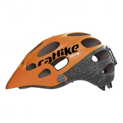 Casque VTT Catlike Yelmo Orange mat