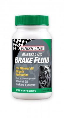 Liquide de frein Finish Line Brake Fluid Mineral Oil 120 ml