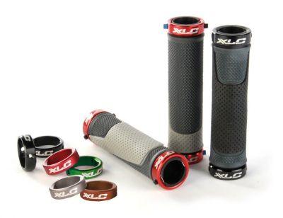 Xlc Poignées Silicone gr-s31 130 mm 100/% silicone Cyan