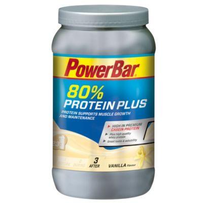 Boisson de récupération PowerBar ProteinPlus 80% Vanille 700 gr