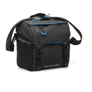 Sacoche de cintre New Looxs Sports Compatible KLICKfix 7,5 L Noir
