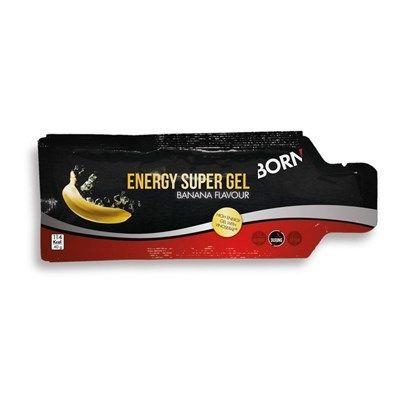 Gel énergétique Born Super Gel Banane 40 g (x12)