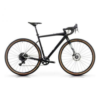 Vélo de Gravel Megamo Jakar 20 Noir 2020