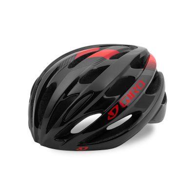 Casque Giro TRINITY Noir/Rouge