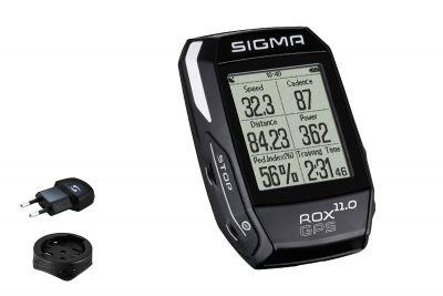 Compteur Sigma Rox 11.0 GPS Basic Noir