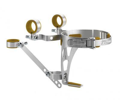 Porte-bidon Elite L'Eroica pour 1 bidon Aluminium