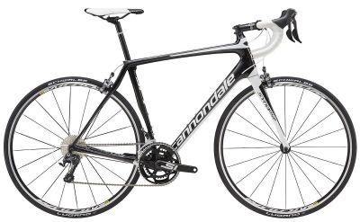 Vélo route Cannondale Synapse Carbon Ultegra 2017 Noir/Blanc