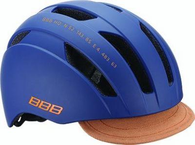 Casque urbain BBB Metro Bleu foncé mat - BHE-55
