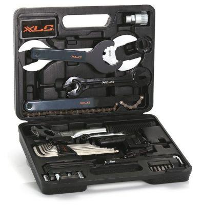 Malette à outils vélo XLC TO-S61 (kit de 33 pièces)