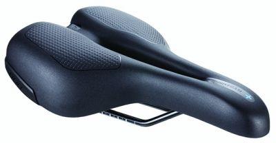 Selle ergonomique BBB SportPlus à mémoire de forme Noir - BSD-111