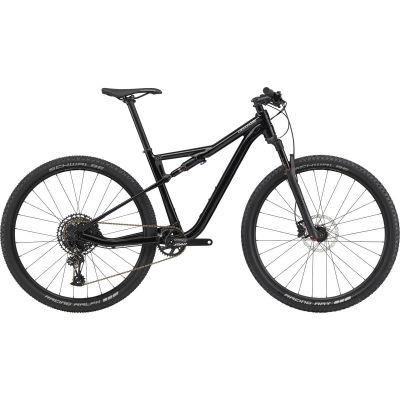 VTT Cannondale Scalpel Si Aluminium 6 Noir 2020