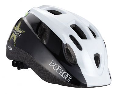 Casque enfant BBB Boogy police - BHE-37