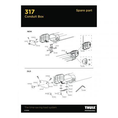 Vis Thule 35mm - 50807