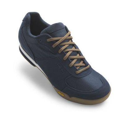 Chaussures Giro Rumble VR Bleu/Gum