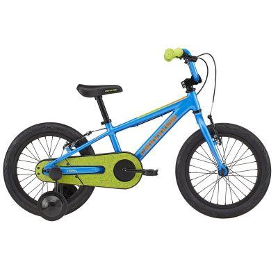 Vélo Enfant Cannondale Trail 16 Bleu 2020