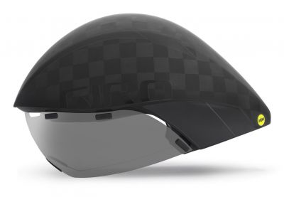 Casque Giro AEROHEAD ULTIMATE MIPS Noir mat/brillant