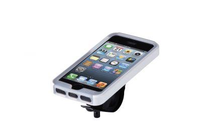 Support + étui BBB Iphone 5 Patron (blanc) - BSM-01