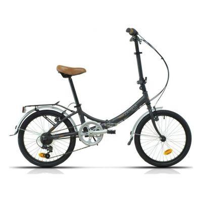 Vélo pliant Megamo Zambra 20'' Gris 2020
