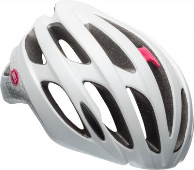 Casque femme Bell Falcon MIPS Joy Ride Blanc/Gris