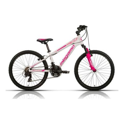 Vélo Enfant Megamo Open Junior Girl 24'' Blanc 2020