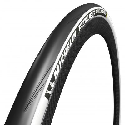 Pneu Michelin Power Endurance 700 x 25C TS Blanc